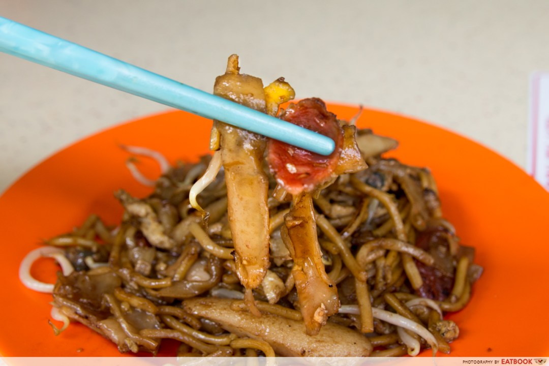 tiong bahru market - char kway teow