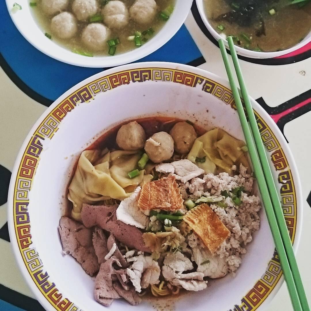 world street food masters 2017 - hill street bak chor mee