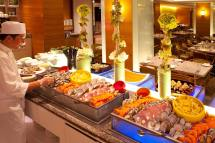 Atas Hotel Seafood Buffet Lobangs Feast