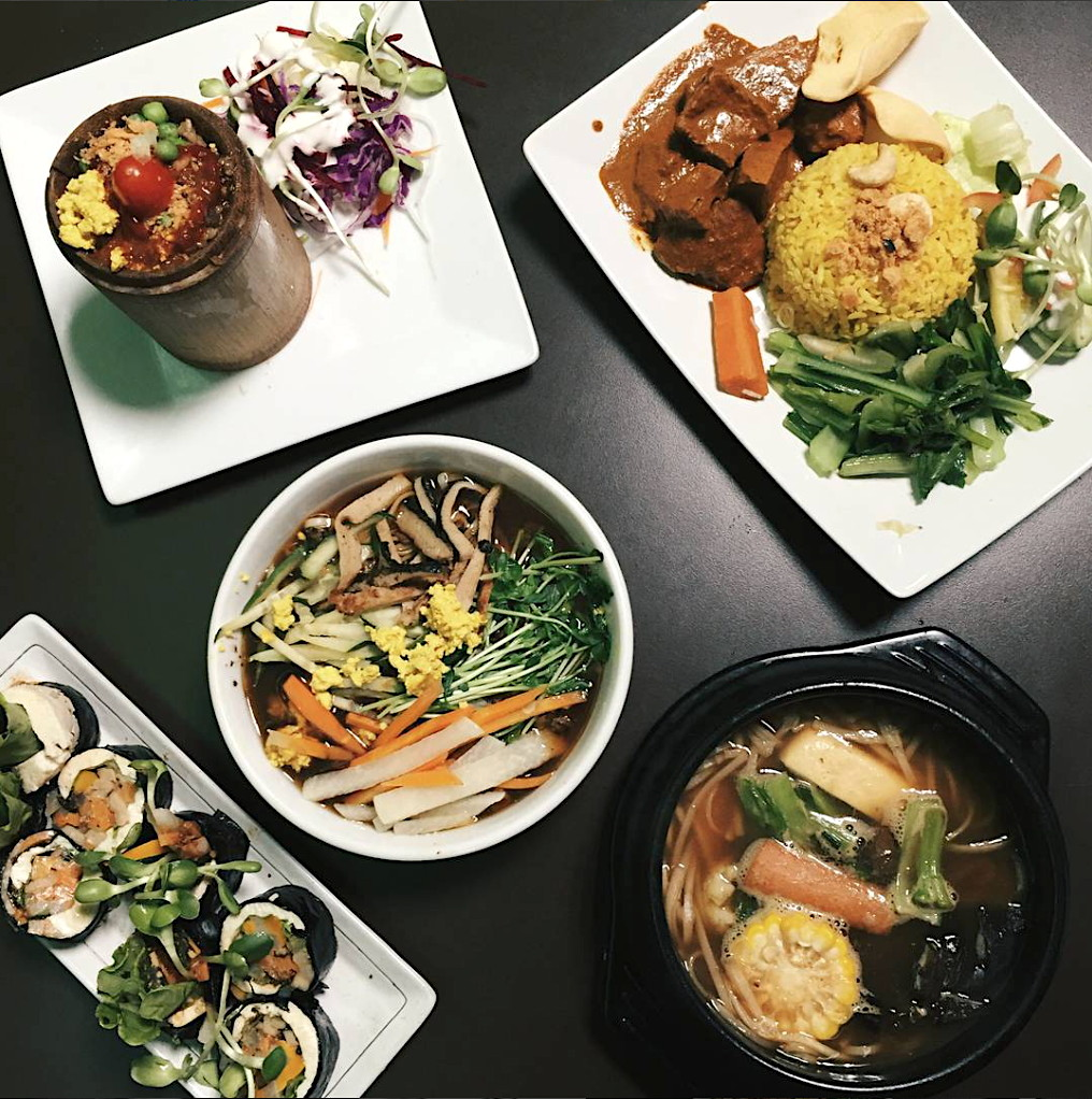 Affordable vegetarian - New Green Pasture Cafe