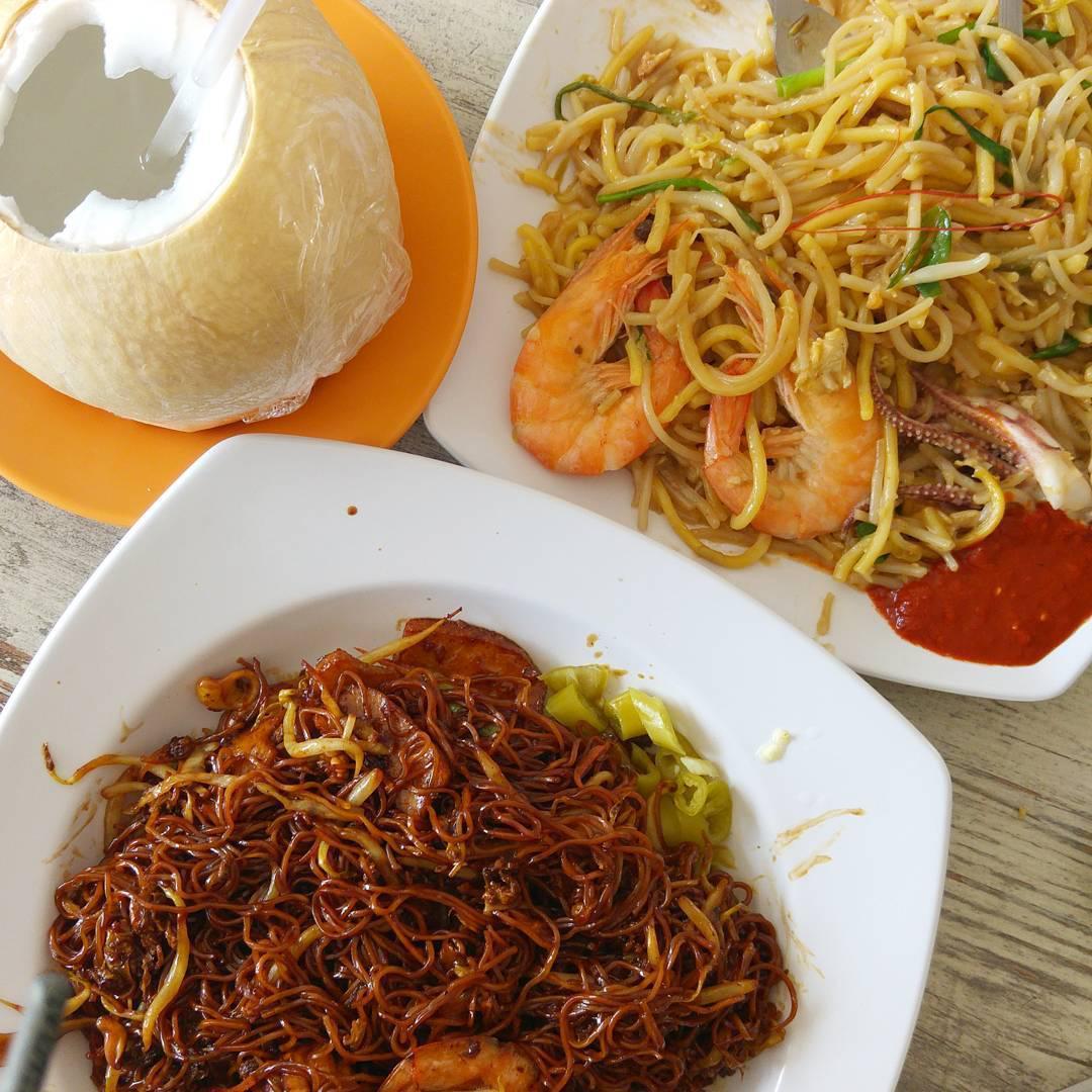 Cheap Halal Food - Warong Kim's Seafood