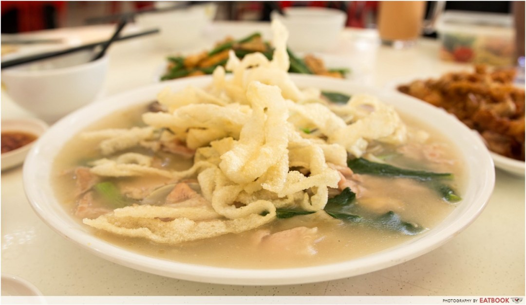 Jin Hock Seafood - double flavoured hor fun