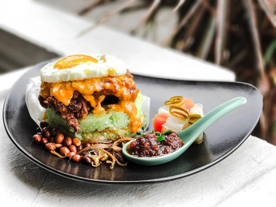 Nasi Lemak-inspired - The Royals
