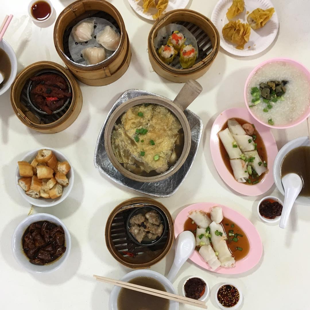 late-night dim sum - kuai san dian xin