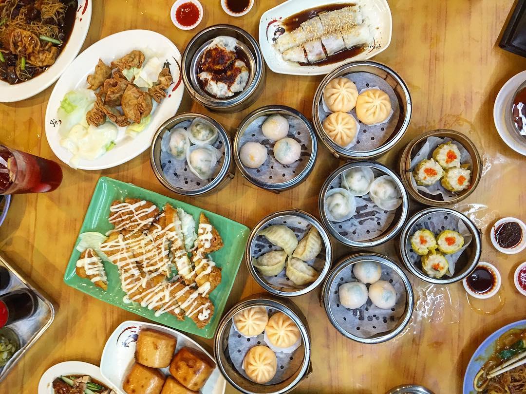 late-night dim sum - tang tea house