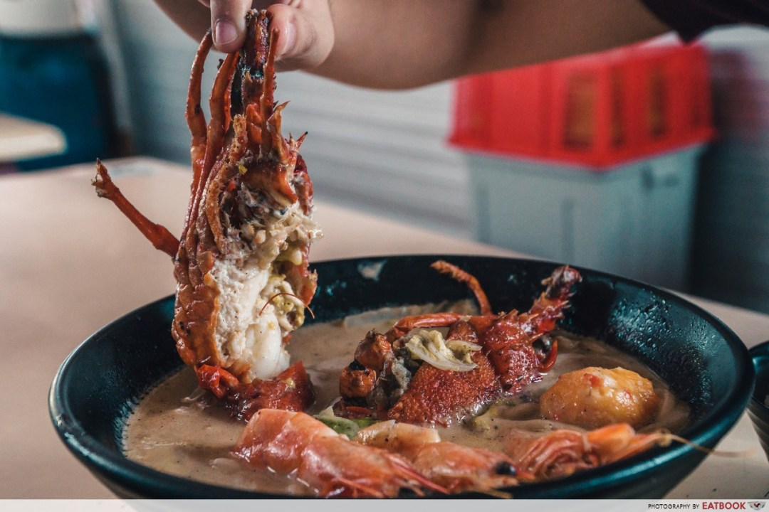 unique lobster dishes - fresh generation