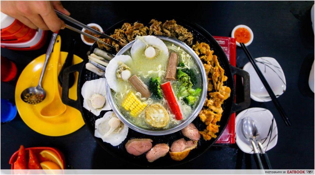 Makan-Makan - Steamboat buffet