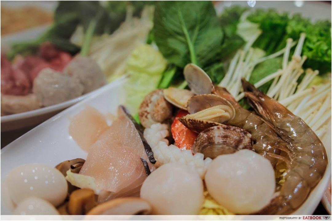 Yi Ke Guan - seafood