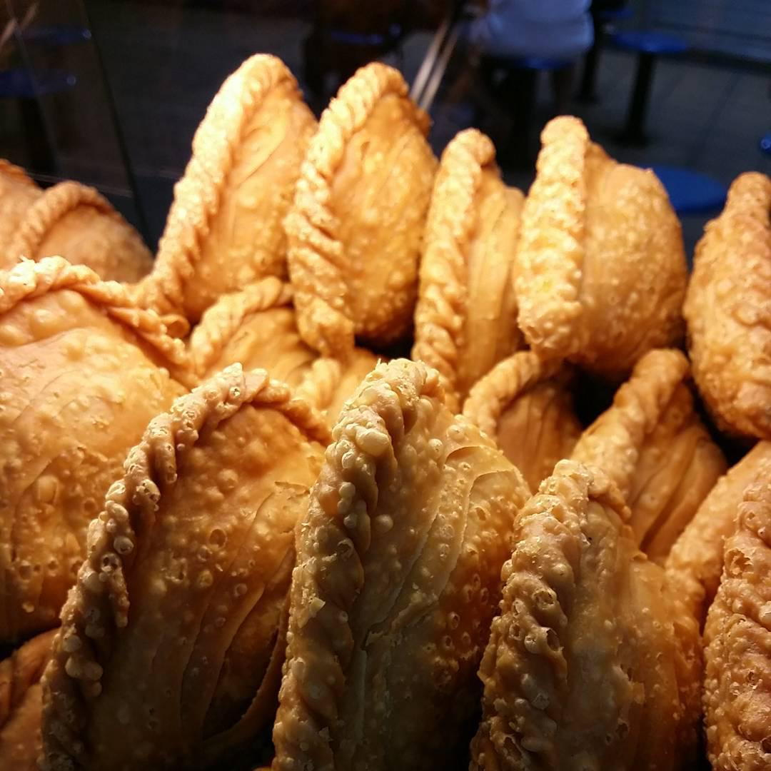 Underrated Curry Puff - Tanglin Crispy Curry Puff