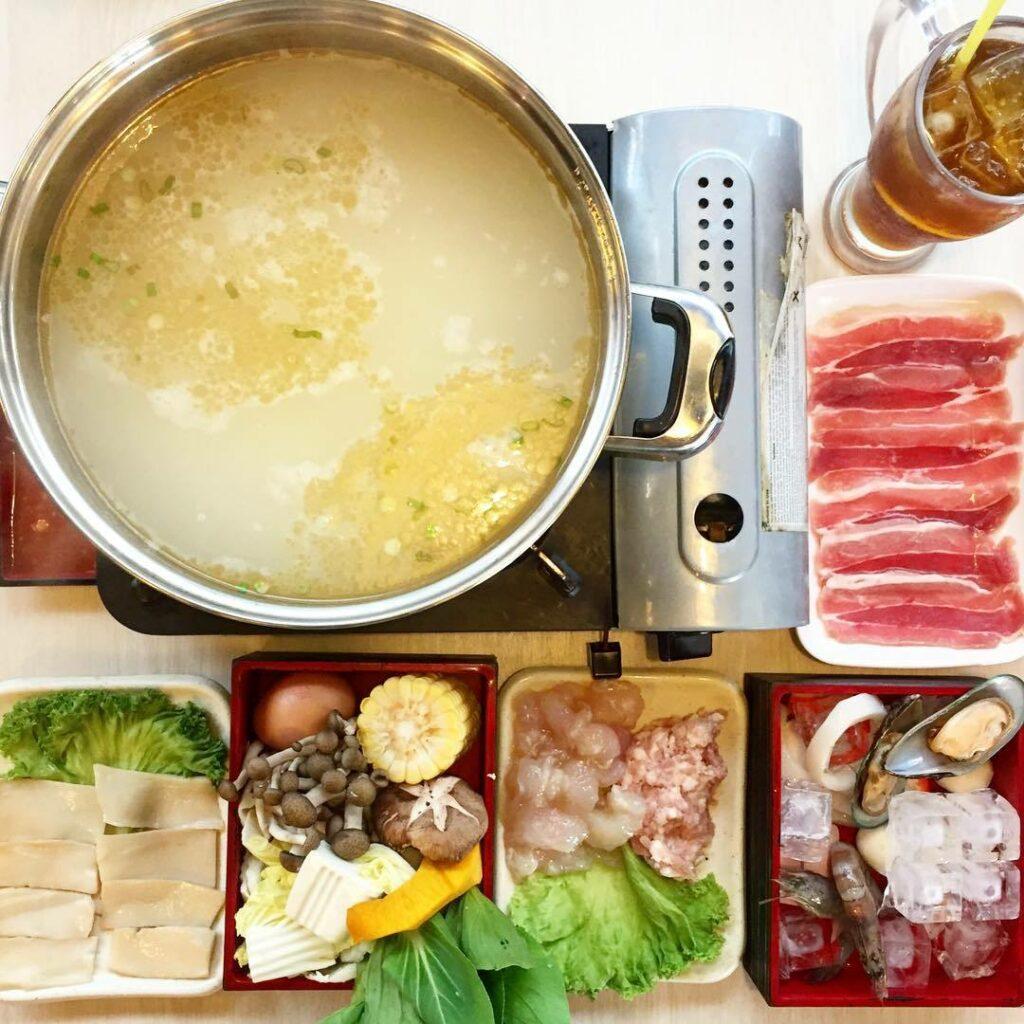 Food at Expo - Akai Fune Japanese Restaurant