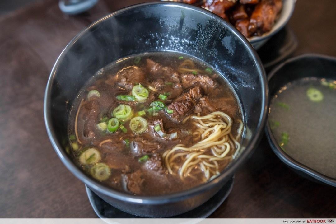 Hong Kong Dessert - Hong Kong Beef Noodle