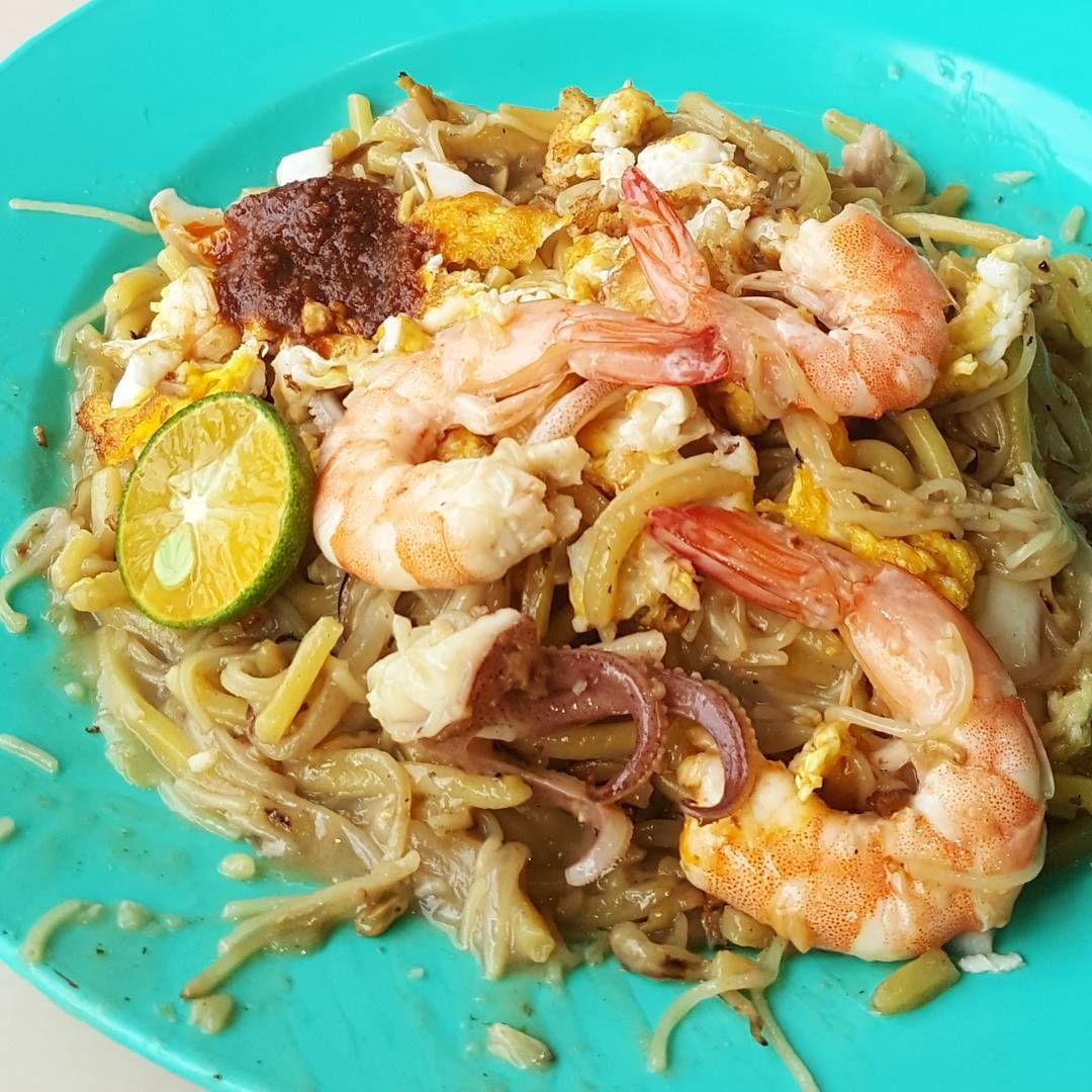 Mattar MRT Food Places - Tian Seng Hokkien Mee