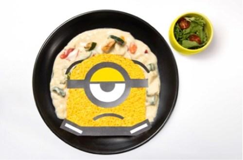 Minions Cafe - Stew