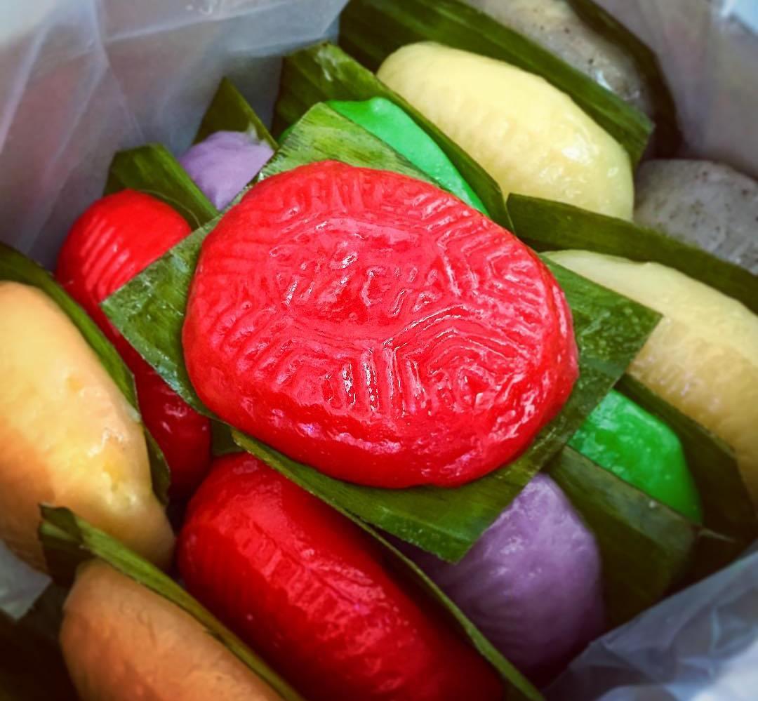 Durian Snacks - Durian Ang Ku Kueh