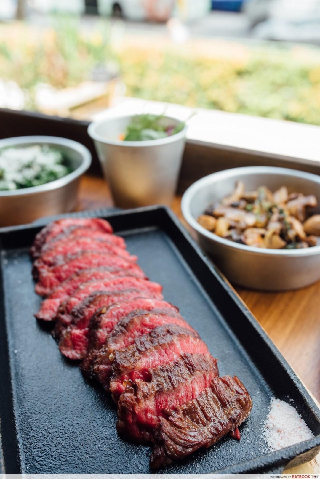 Fat belly- steak