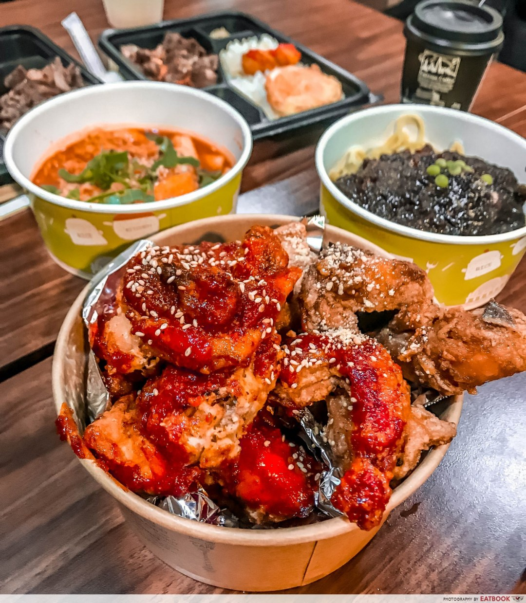 Halal Food places In Seoul - BoA Travel House