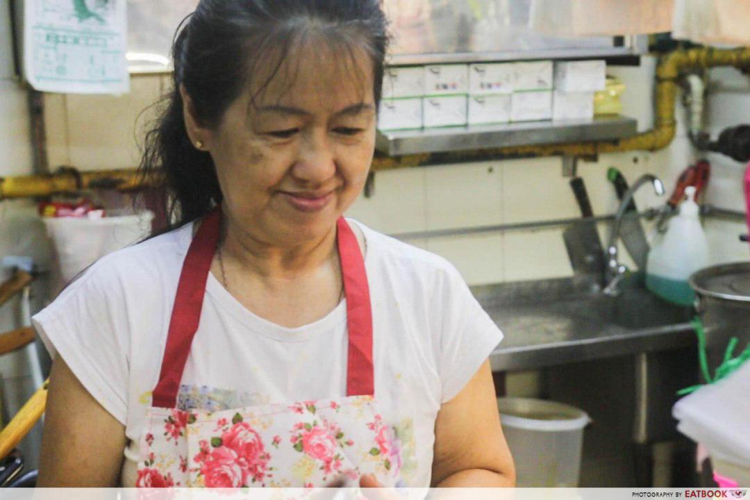 Jia Xiang Mee Siam - Aunty Smile