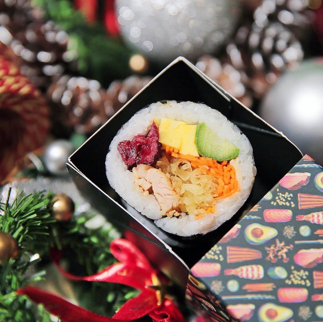 halal japanese restaurants - Maki-San