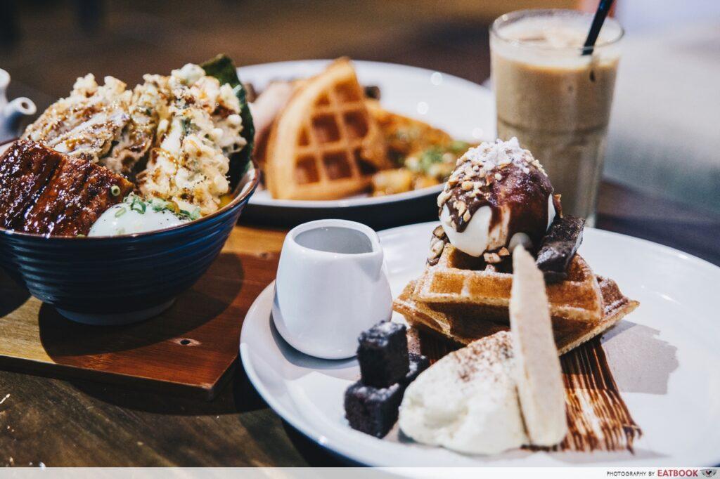 johor bahru cafes Faculty of Caffeine food