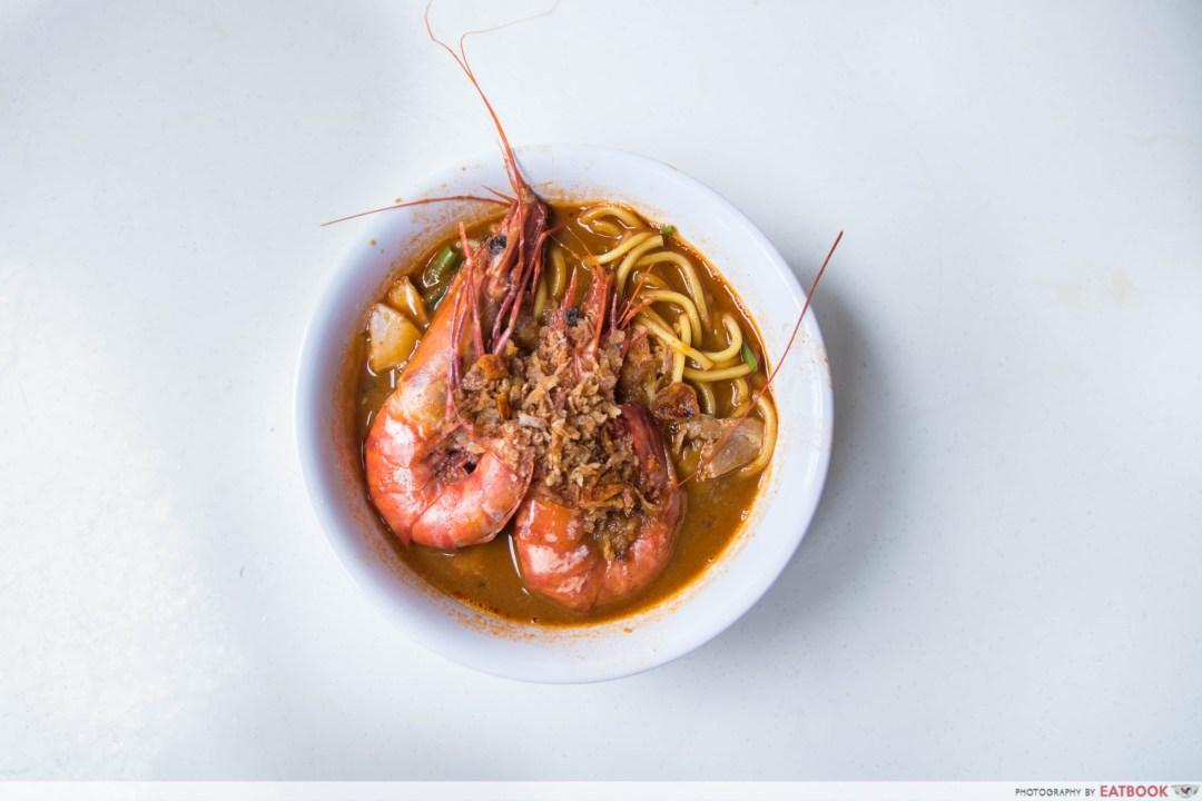 Ah Lipp Prawn Mee - Penang Prawn Noodles (1)