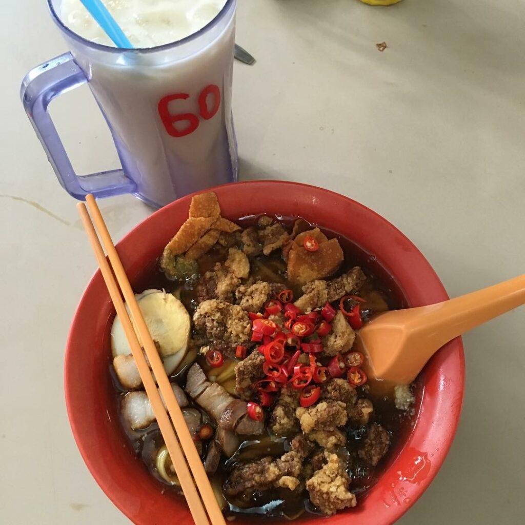 Bendemeer Food Centre - Heng Kee Lor Mee
