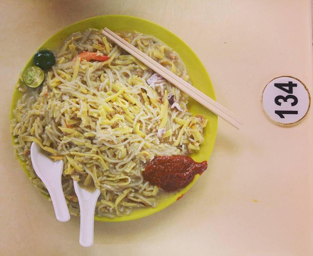 Bukit Timah Food Centre - Xie Kee Hokkien Mee