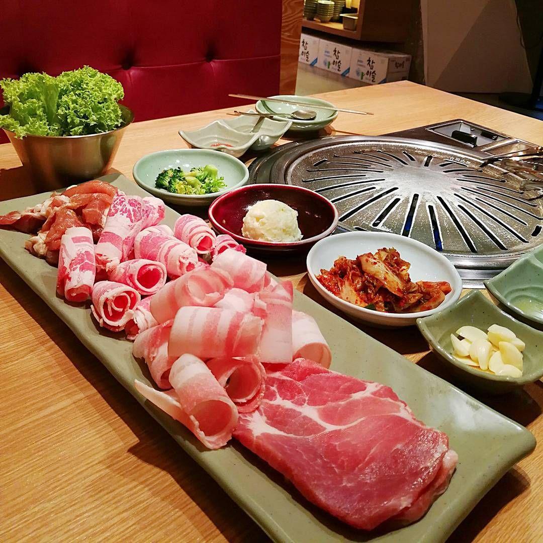 Bukit Timah Korean Restaurants - Sin Manbok