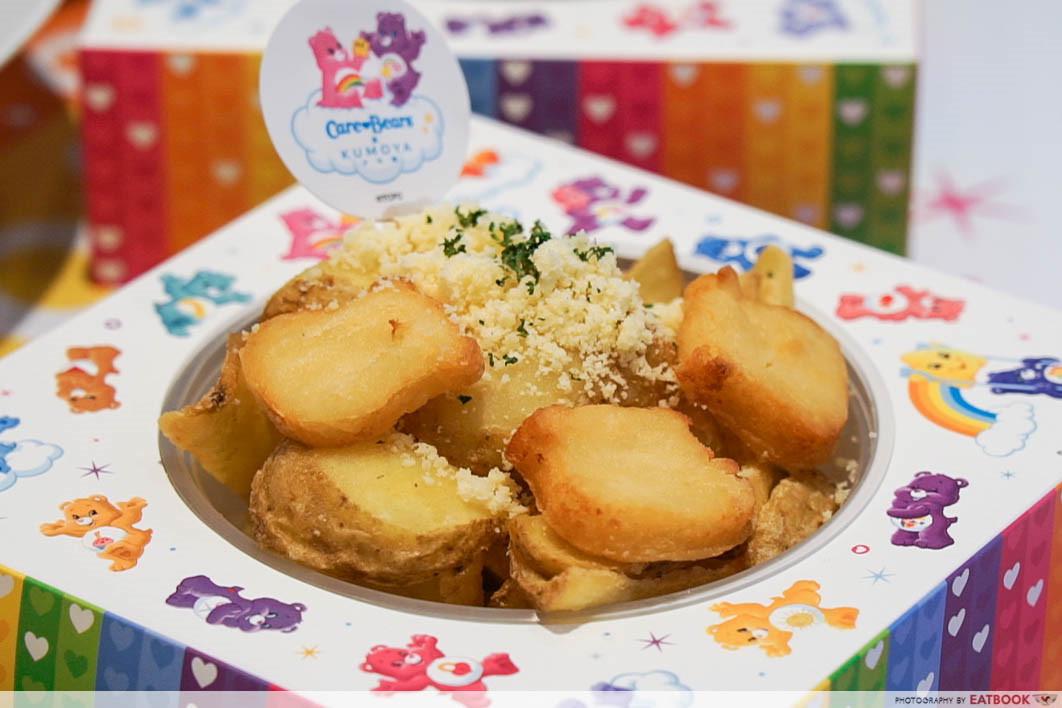 Care Bears Cafe - truffle potato