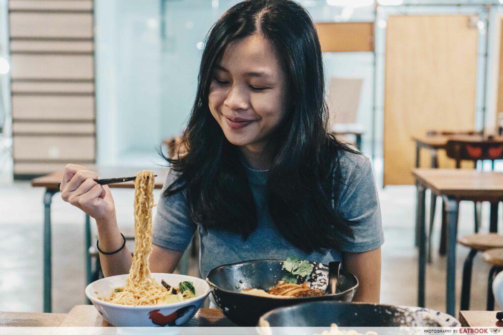 I want my noodle verdict