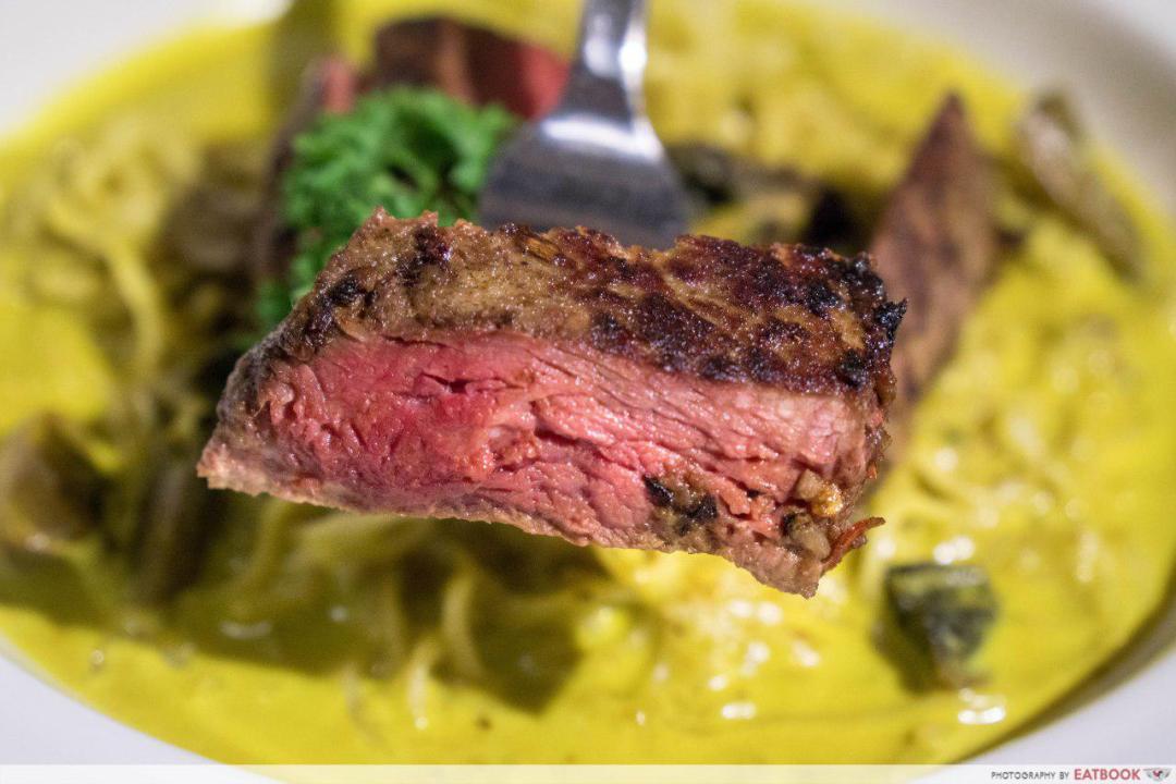 Rumah Rasa - Medium Cooked Beef
