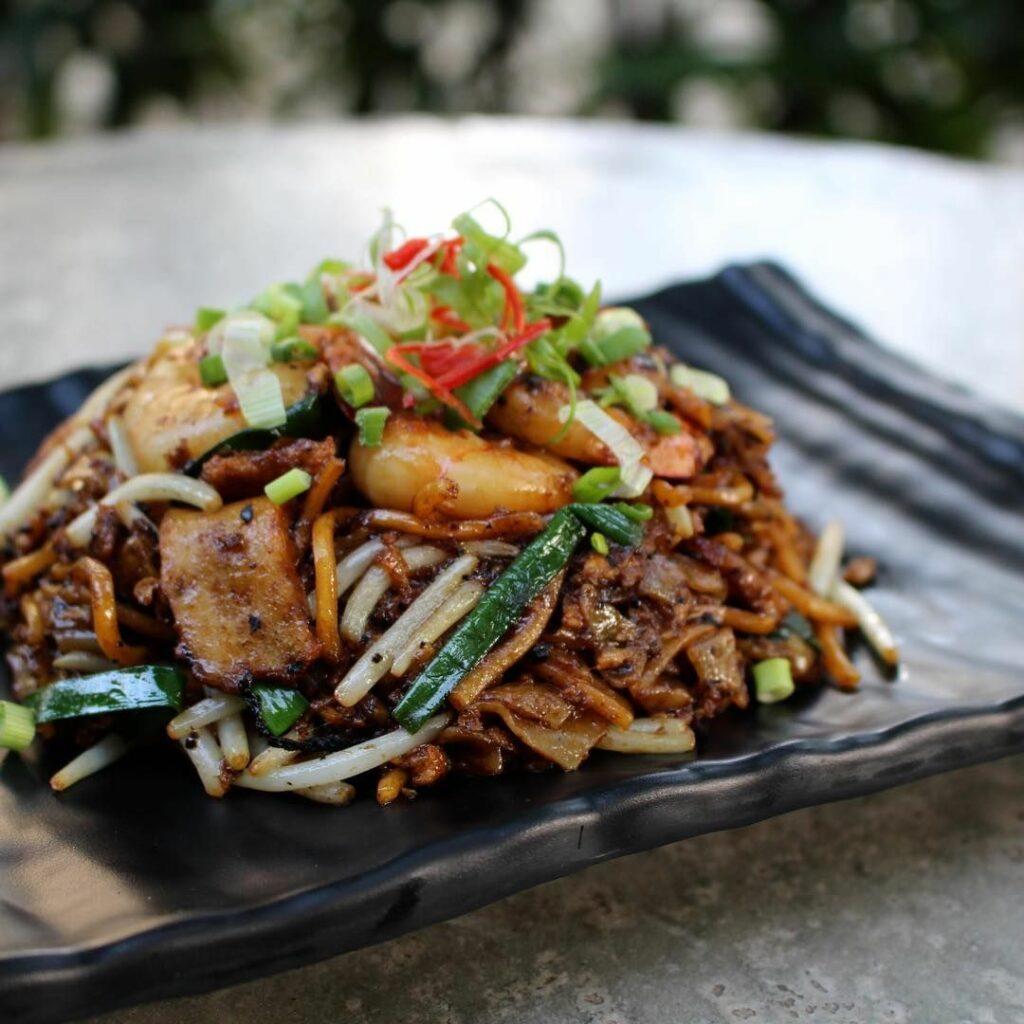 cafes with a cause - New Rasa Singapura food