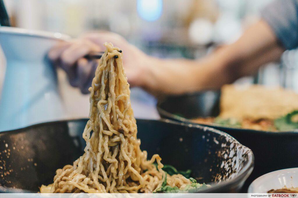 i want my noodle truffle