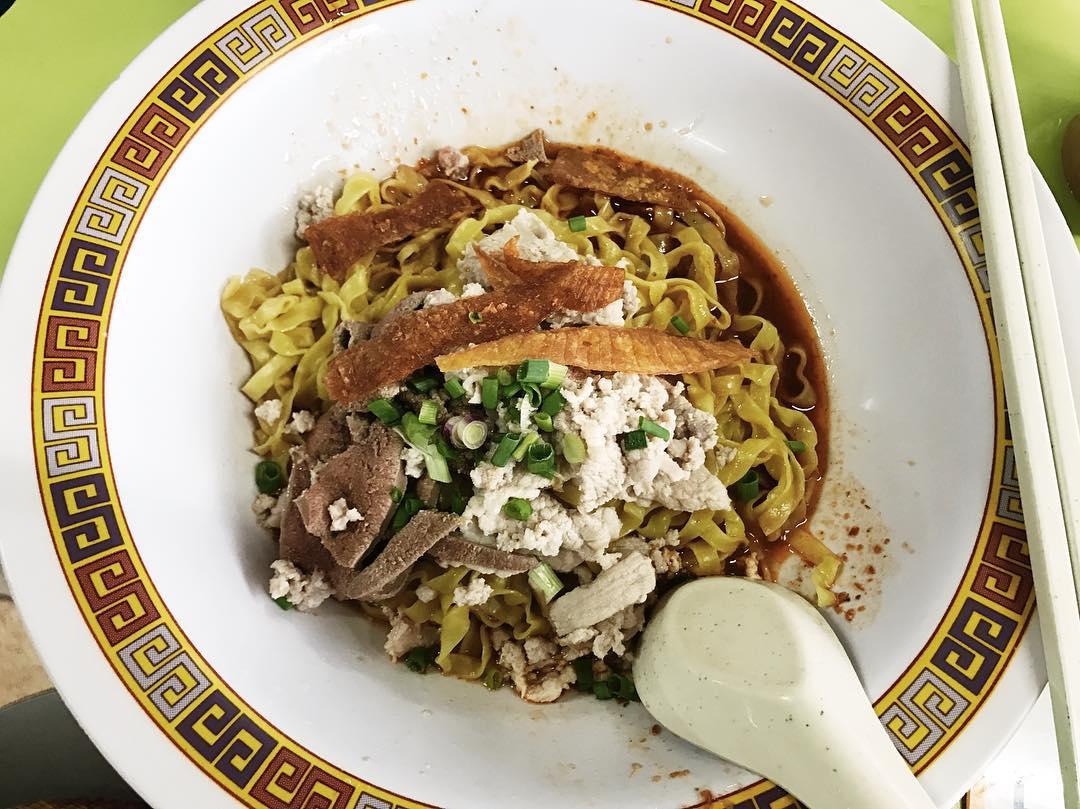 Hong Lim Food Centre - Tai Wah Minced Pork