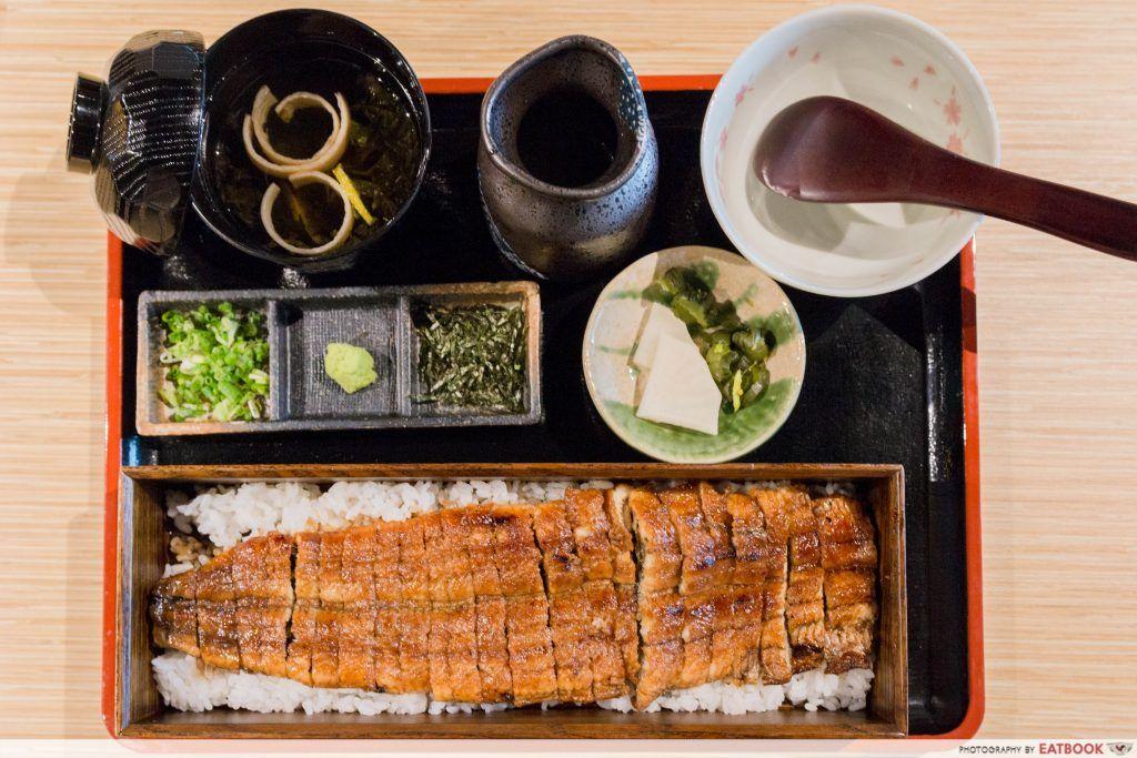 New Restaurants Mar 2018 - Uya Hitsumabushi