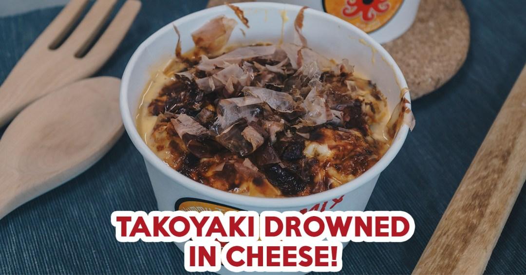 Yummy Takoyaki feature image