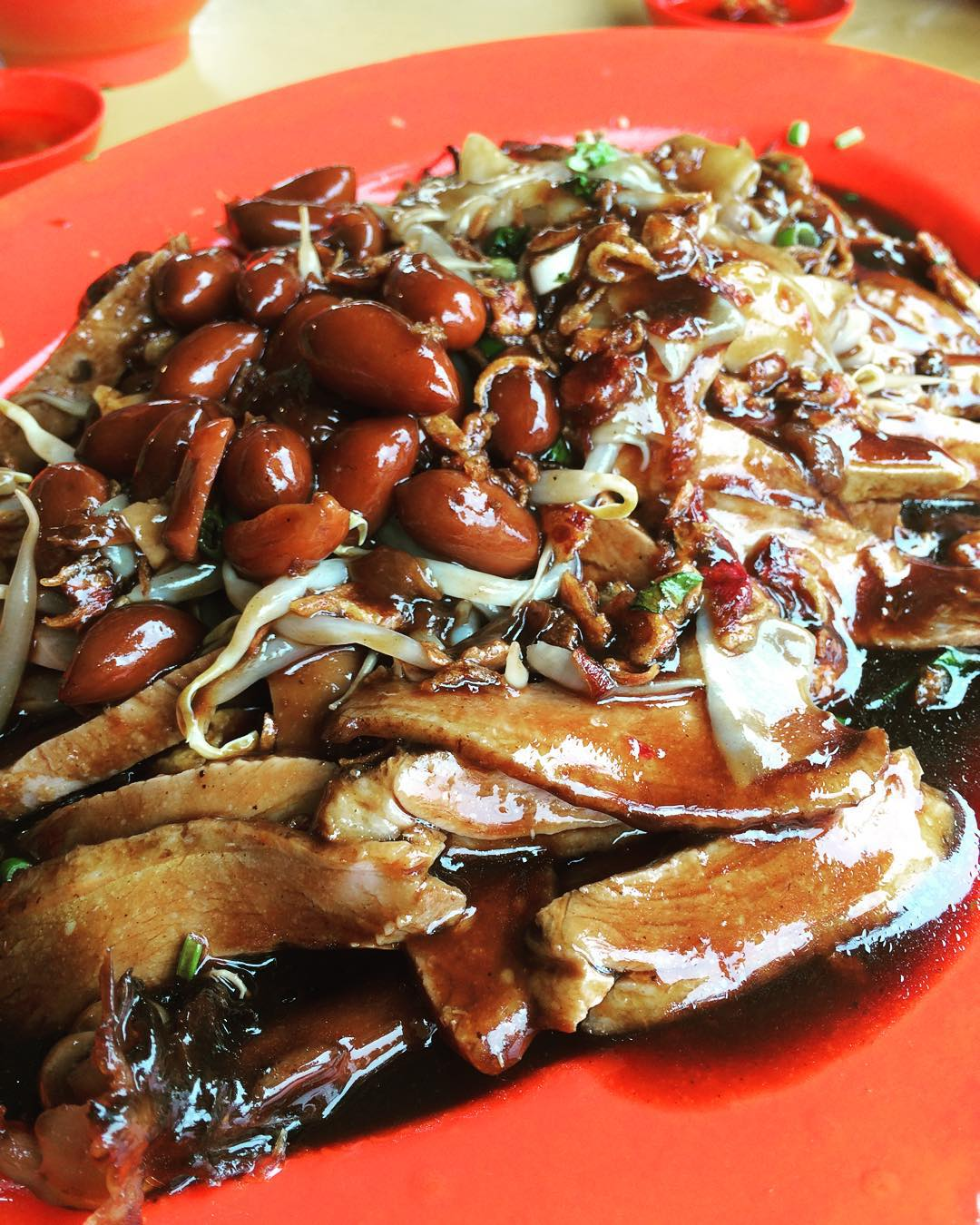 braised duck rice- sean kee