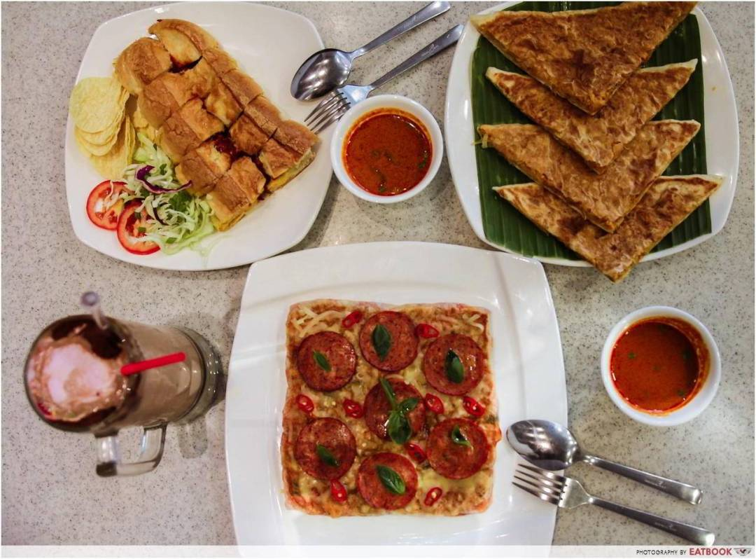 Clementi Food - Prata Alley