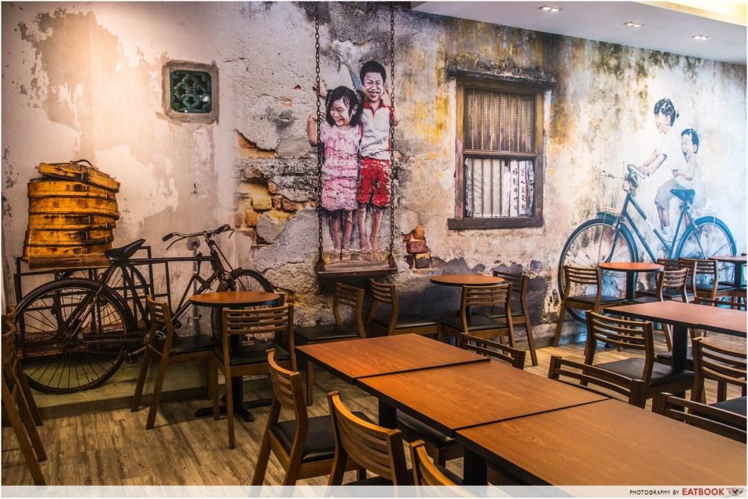 old-school cafes penang bagus ambience