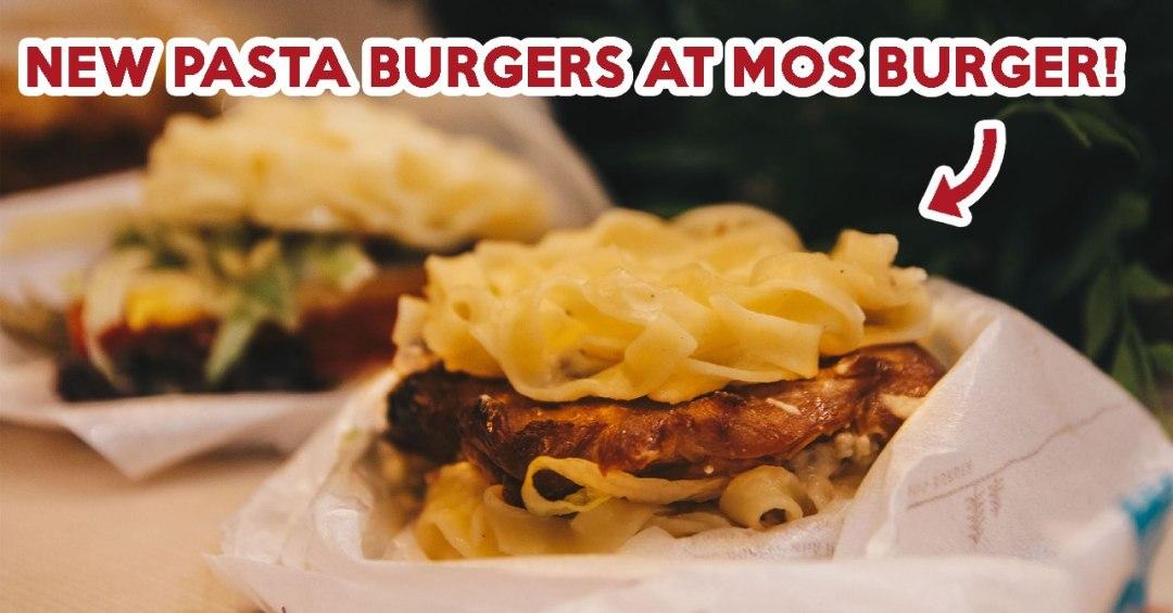 pasta burger mos burger