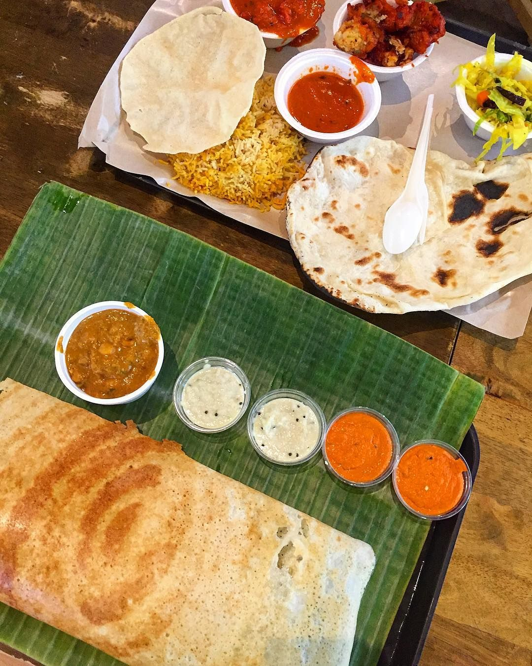 Lau Pa Sat - Indian Curry House