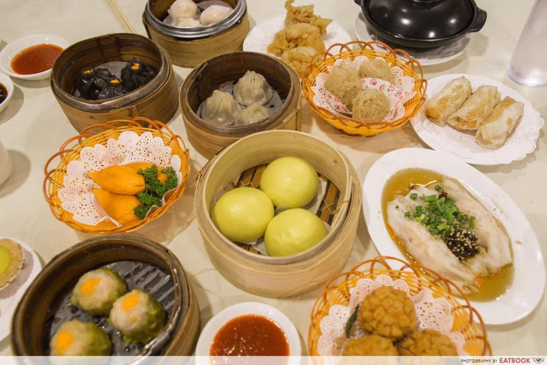 Chinatown Food - Yum Cha