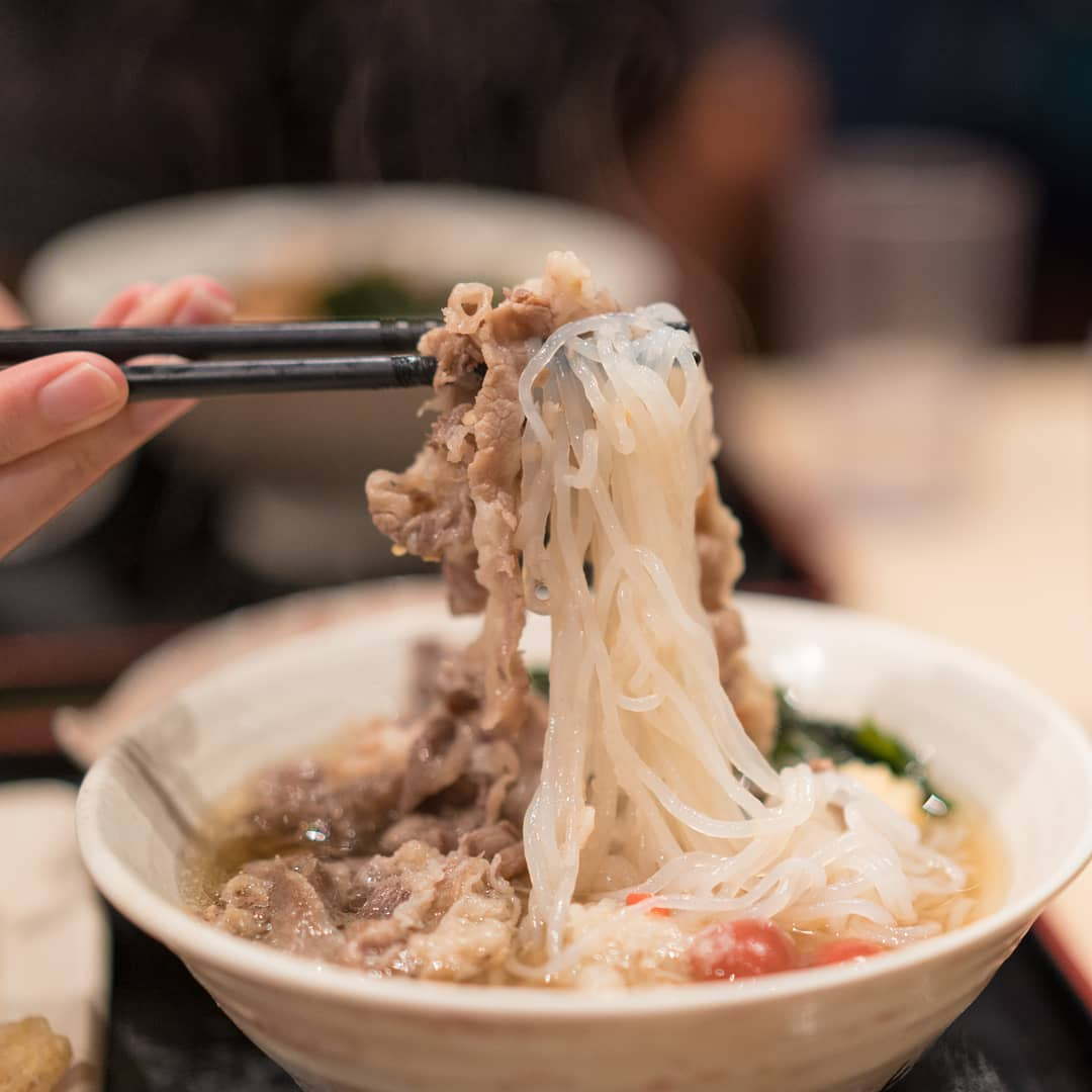 Clarke Quay Food - Tamoya Udon & Tempura