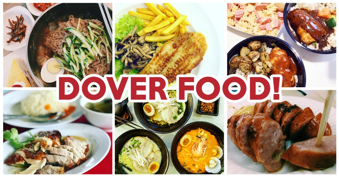 Dover Food - feature image