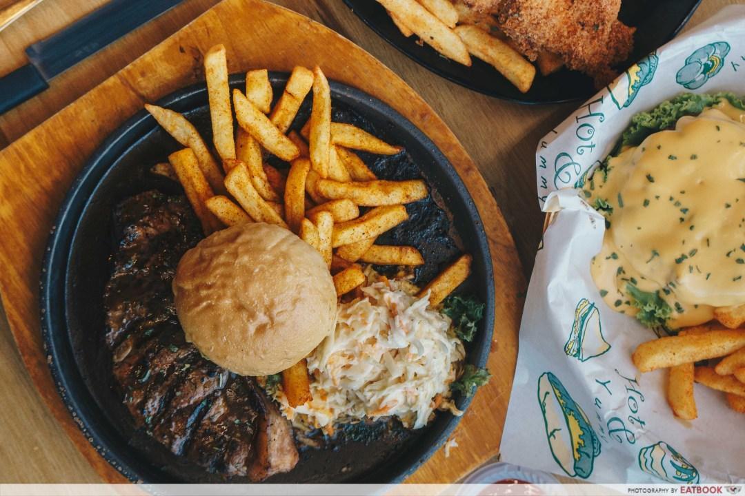 Fatty Bom Bom - Tender Steak