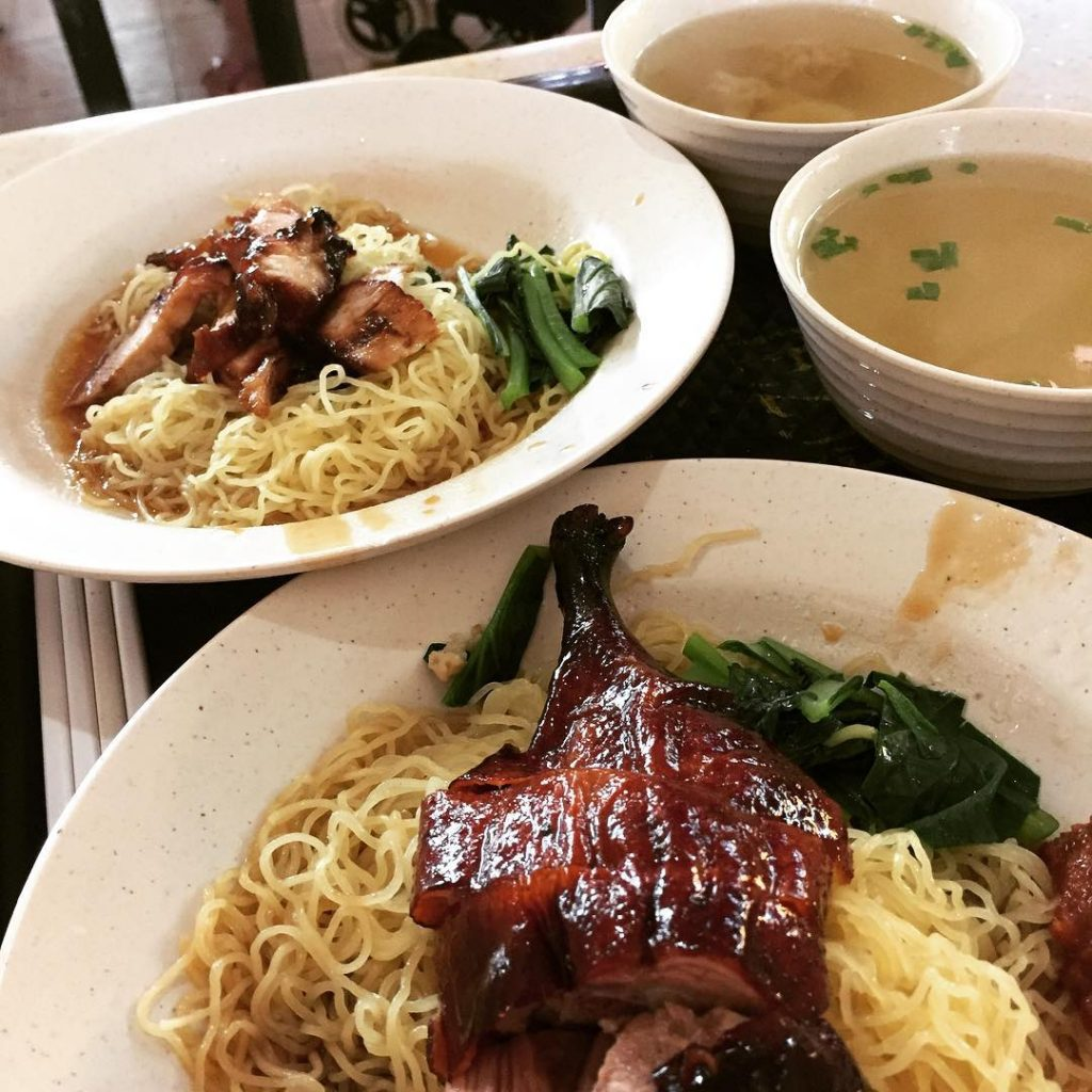 Jurong East Food - Fei Fei Roasted Noodles