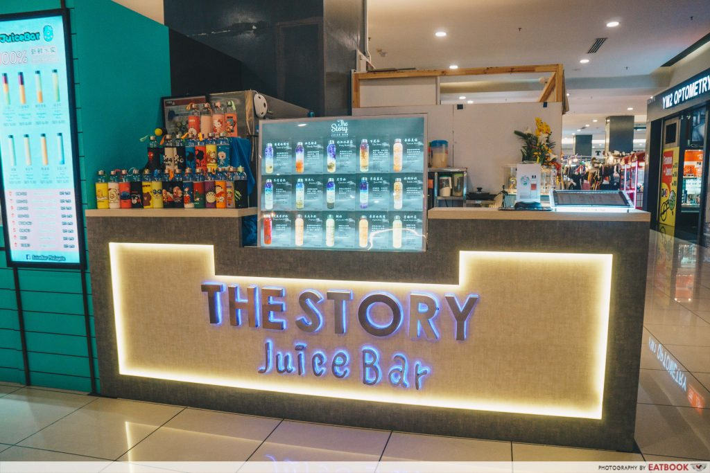 KSL City - The Story Jucie Bar