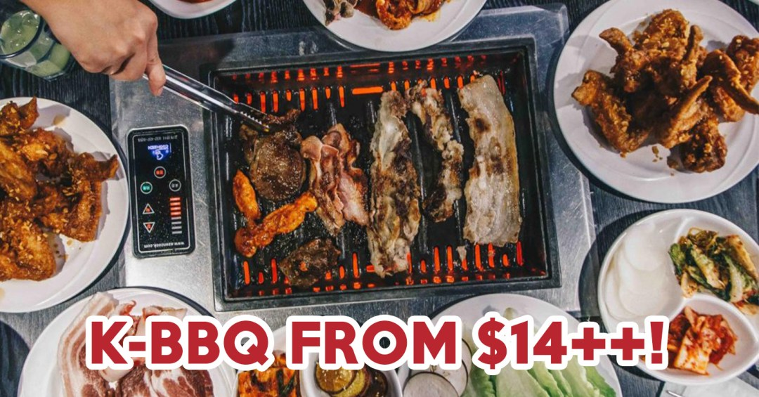 Korean BBQ Buffets - feature image