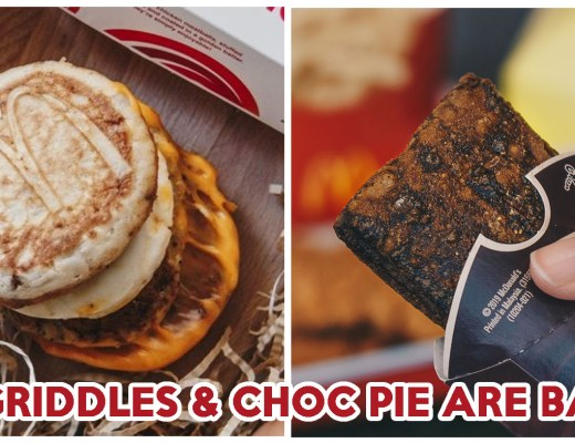 McGriddles and Chocolate Pie