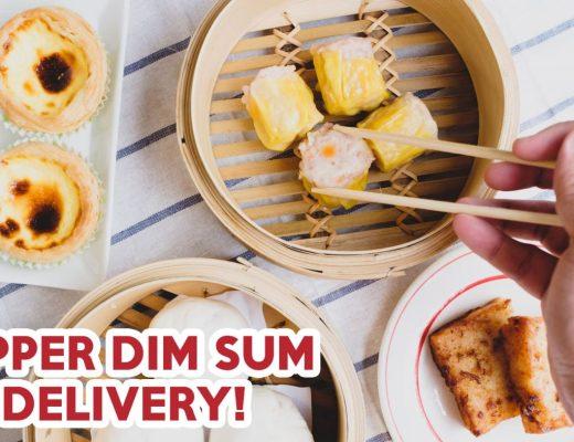 Underground online food delivery services