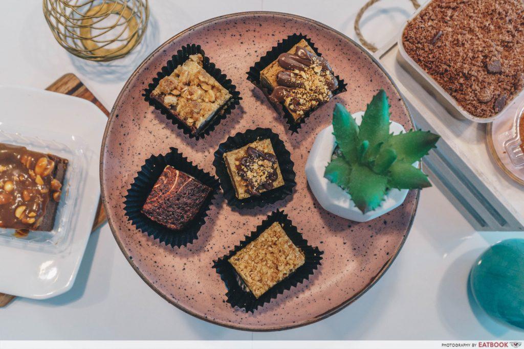 shubby sweets brownies